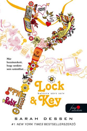 Lock and Key - Kulcsra zárt szív - Sarah Dessen pdf epub