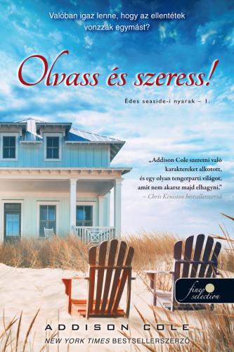 Olvass és szeress! - Édes Seaside-i nyarak 1. - Addison Cole pdf epub