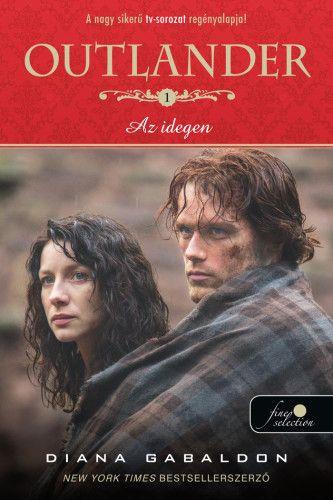 Outlander - Az idegen (filmes borítóval)