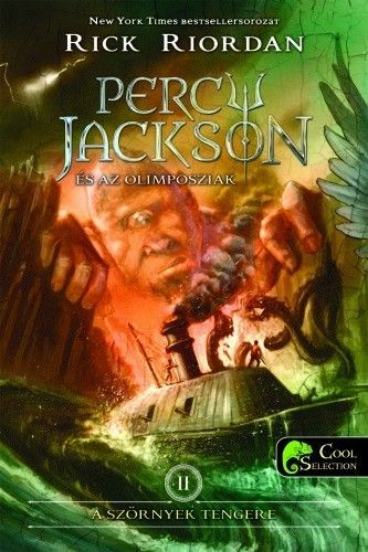 Percy Jackson és az olimposziak 2. - A szörnyek tengere - Rick Riordan pdf epub