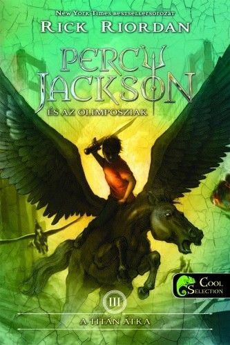 Percy Jackson és az olimposziak 3. - A Titán átka - kemény kötés