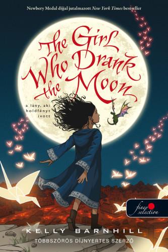 The Girl Who Drank the Moon - A lány, aki holdfényt ivott - Kelly Barnhill pdf epub