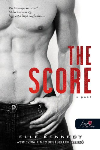 Elle Kennedy - The Score - A pont