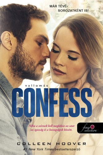 Colleen Hoover - Confess ​- Vallomás