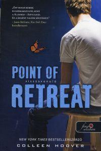 Point of retreat - Visszavonuló - Colleen Hoover pdf epub