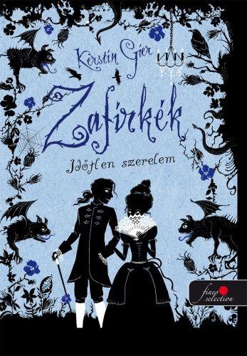 Kerstin Gier - Zafírkék - Időtlen szerelem 2.
