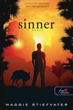 Sinner - A bűnös (puha táblás)