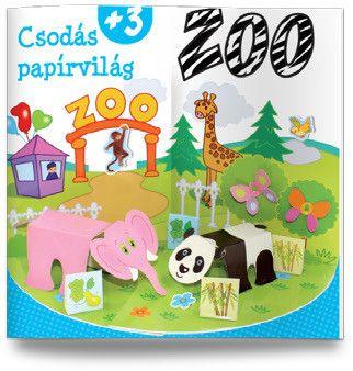 Csodás papírvilág - Zoo