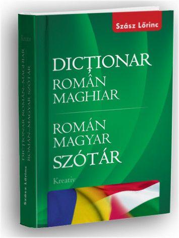 Dicționar Român - Maghiar - Román – Magyar szótár