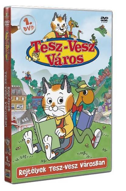 Tesz-Vesz város 1. - DVD