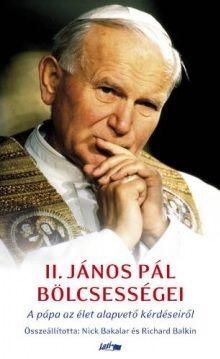 II.János Pál bölcsességei