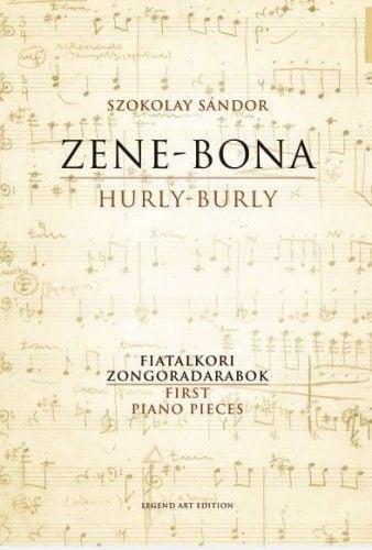 Zene-Bona - Szokolay Sándor pdf epub