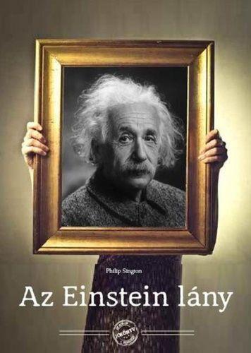 Az Einstein lány - Philip Sington pdf epub