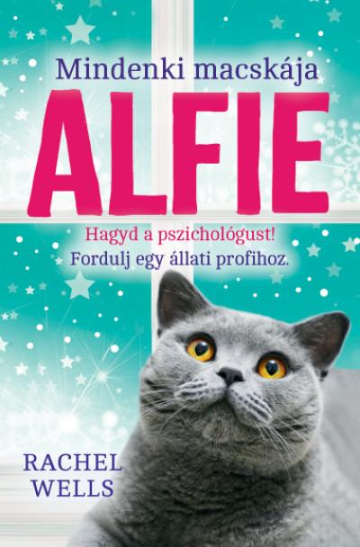 Mindenki macskája, Alfie - Egy állati jó pszichológus kalandjai