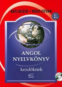 Angol nyelvkönyv kezdőknek