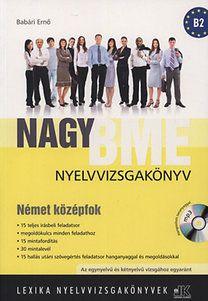 Nagy BME nyelvvizsgakönyv - Német középfok