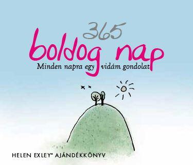365 Boldog nap - Helen Exley |