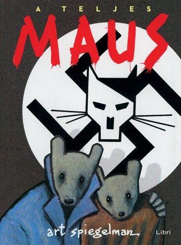 A teljes Maus - Art Spiegelman |