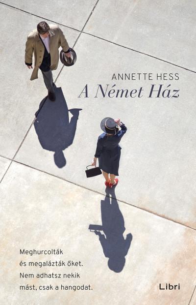 A Német Ház - Annette Hess pdf epub