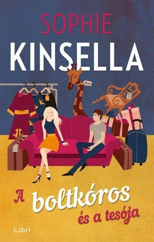 A boltkóros és a tesója - Sophie Kinsella pdf epub