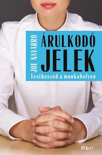 Árulkodó jelek - Joe Navarro pdf epub