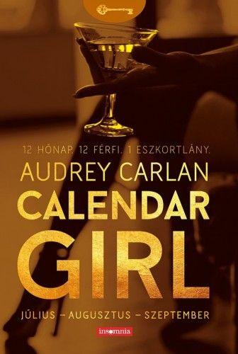 Calendar Girl - Július-Augusztus-Szeptember