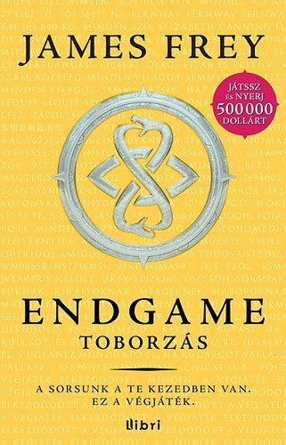 Endgame - Toborzás - James Frey pdf epub