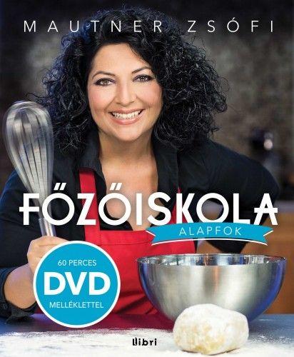 Főzőiskola Alapfok - DVD melléklettel