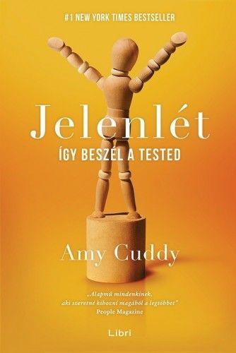 Jelenlét - Amy Cuddy pdf epub