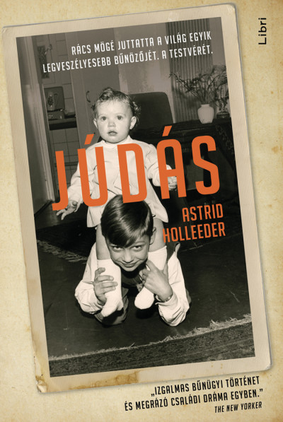Júdás - Astrid Holleeder pdf epub