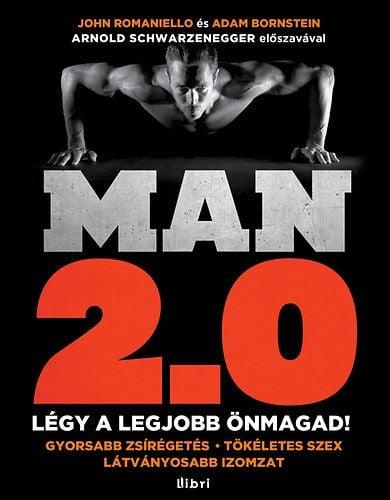 Man 2.0 - Adam Bornstein pdf epub