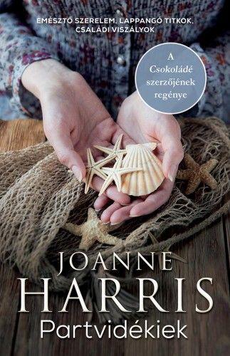 Partvidékiek - Joanne Harris pdf epub