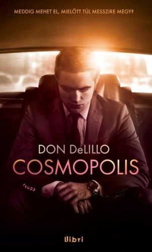 Cosmopolis - Don Delillo |