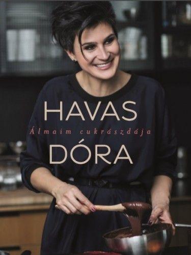 Álmaim cukrászdája - Havas Dóra pdf epub