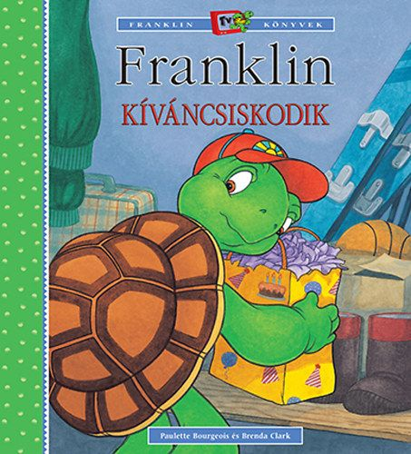 Franklin kiváncsiskodik