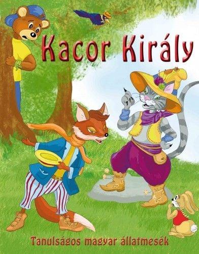 Kacor király - Nagy Éva pdf epub