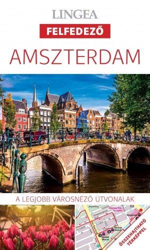 Amszterdam - A legjobb városnéző útvonalak -  pdf epub