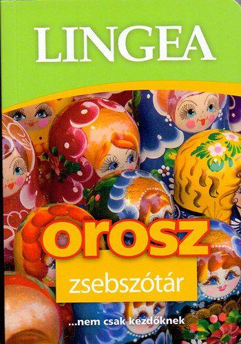 Lingea orosz zsebszótár ... nem csak kezdőknek