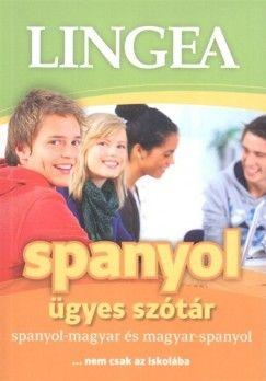 Lingea spanyol ügyes szótár