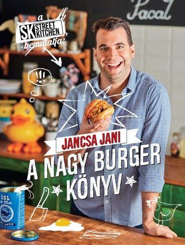 A nagy burger könyv