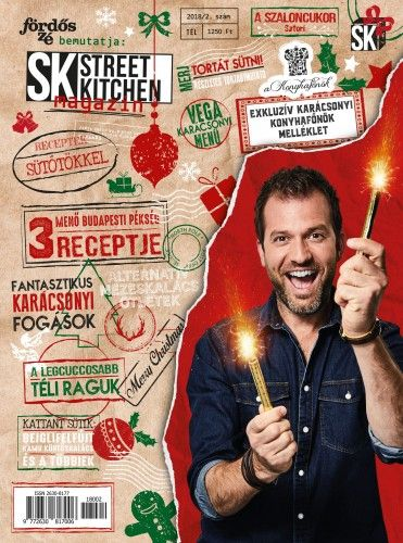 Street Kitchen Magazin 2018/2. szám