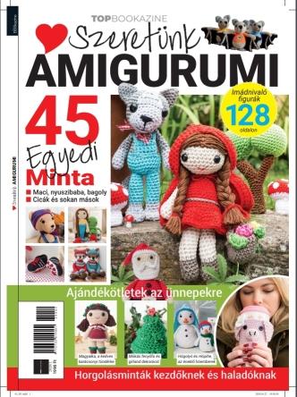 Top Bookazine - Szeretünk Amigurumi