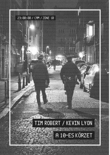 A 10-es körzet - Tim Robert pdf epub