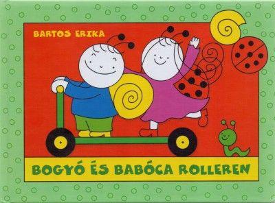 Bogyó és Babóca rolleren