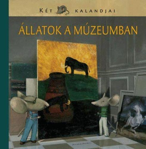 Állatok a múzeumban - Jánosi-Halász Rita pdf epub