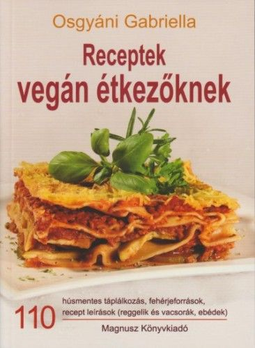 Receptek vegán étkezőknek