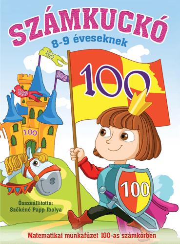 Számkuckó 8-9 éveseknek 100-as számkör