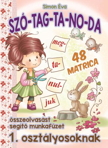 Szó-tag-ta-no-da - Simon Éva pdf epub