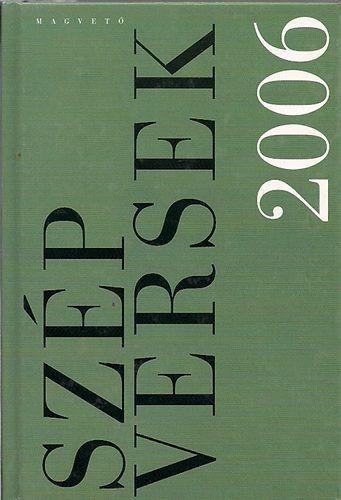 Szép versek 2006 - Háy János pdf epub