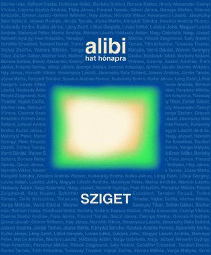 alibi hat hónapra 10. - sziget - Márton László pdf epub